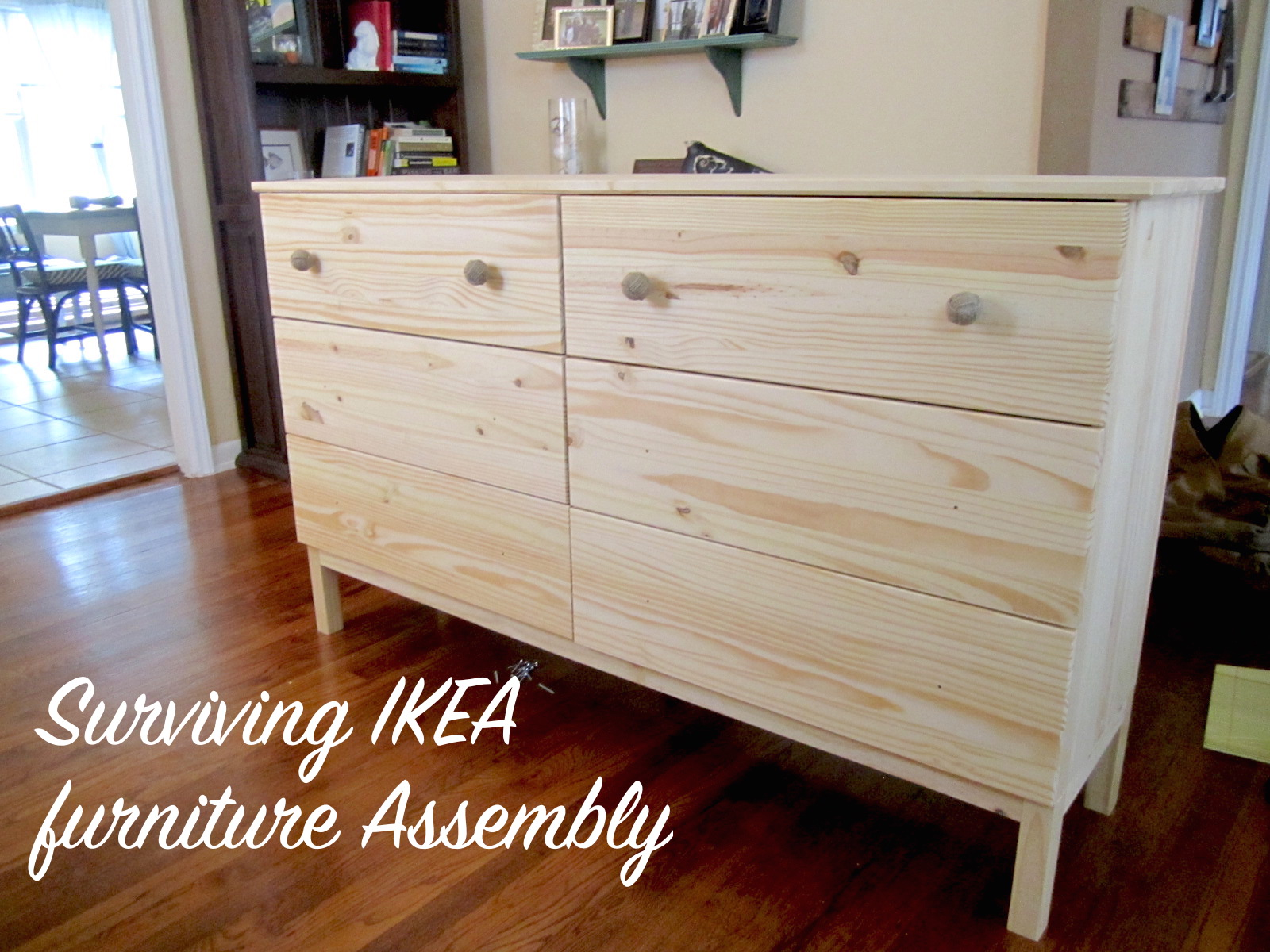 dresser drawers new haven market On tips for assembling ikea furniture